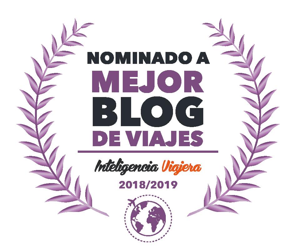 Nominados al mejor blog de viajes