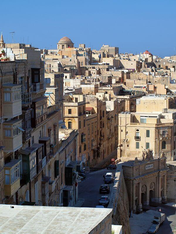 La Valeta. Malta