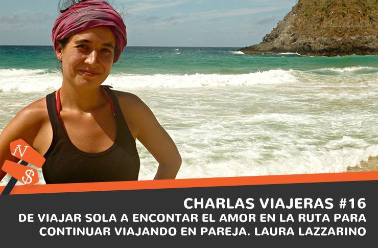 Laura Lazzarino de Los viajes de Nena