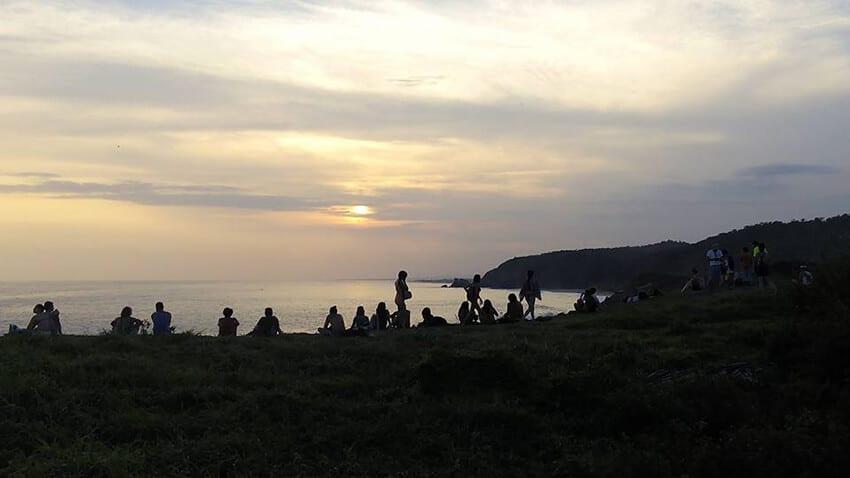 lugares espirituales hridaya mazunte