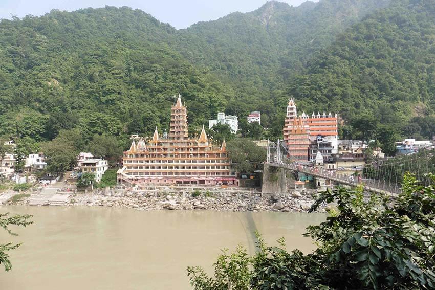 lugares espirituales rishikesh