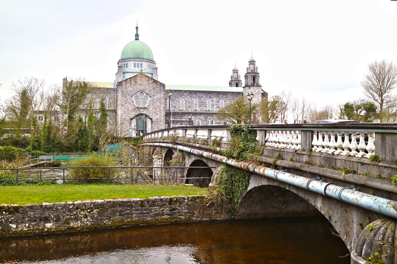 Que ver en Irlanda 8 galway