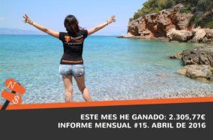 Informe mensual abril
