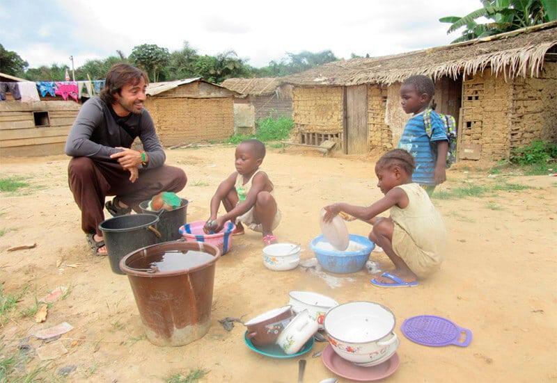 viajar voluntariado africa