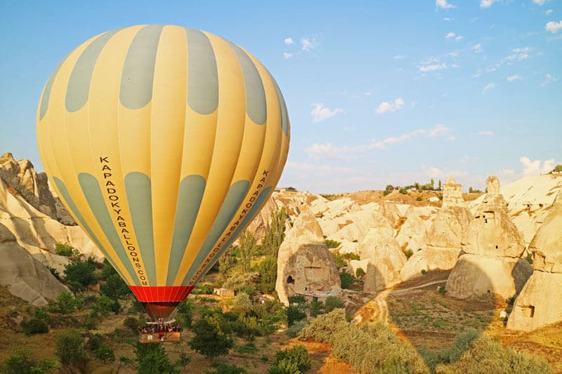 cosas que ver en Turquia Capadocia