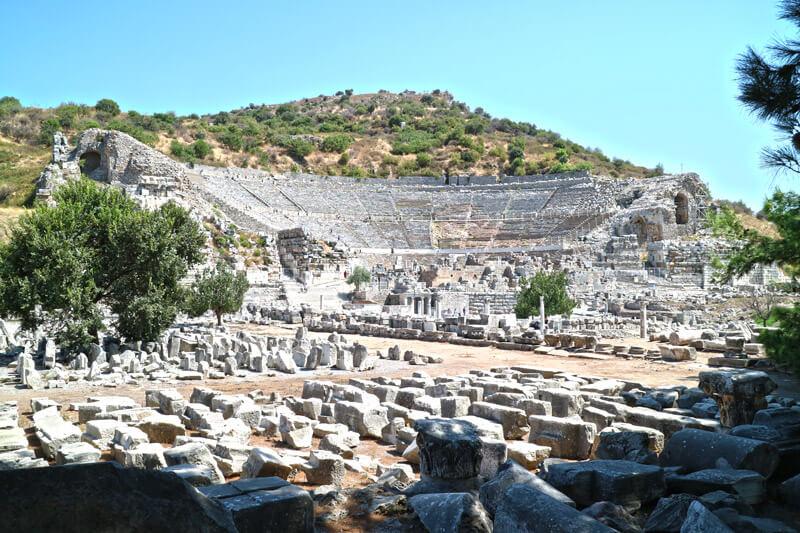 que ver en Turquia en 5 dias Efes
