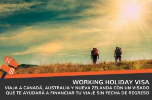 working holiday visa