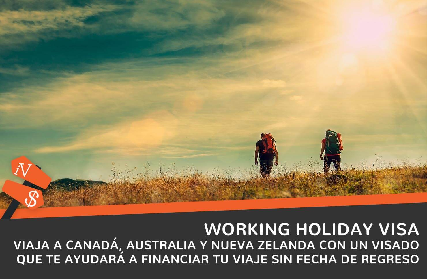 Working Holiday Visa 2018: viaja a Canadá, Australia y Nueva Zelanda