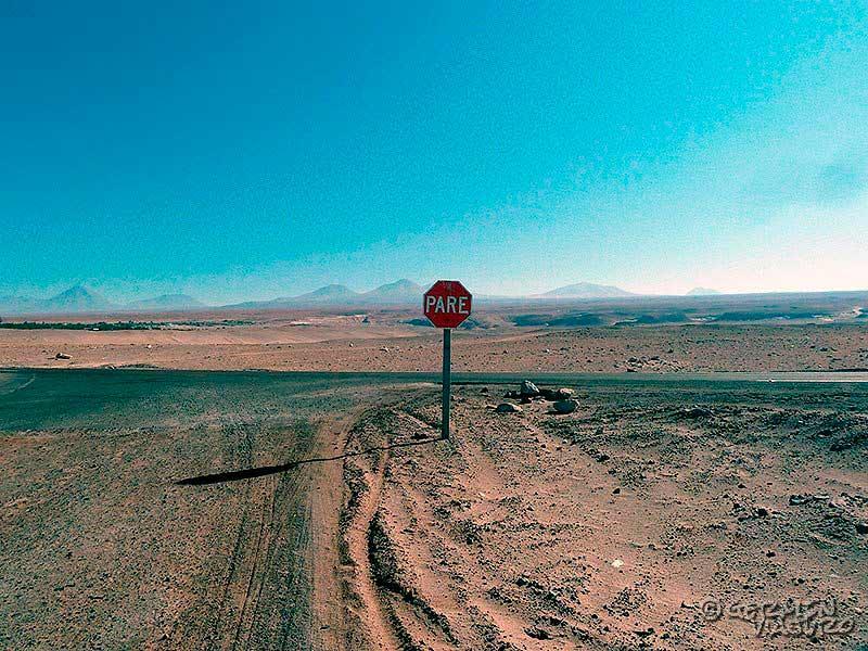 el desierto de atacama