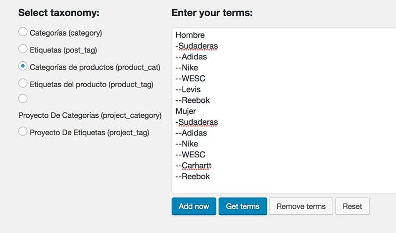 crear una tienda online wordpress