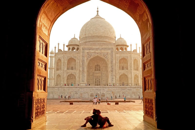 viajar a la india mochilero