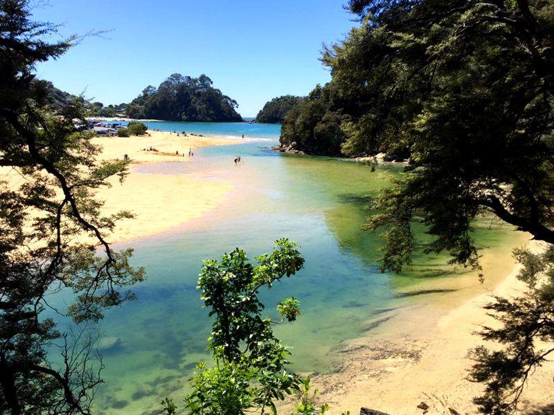 Kaiteriteri Nueva Zelanda