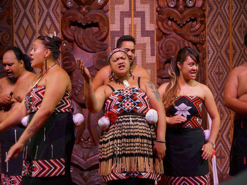 Waitangi Nueva Zelanda