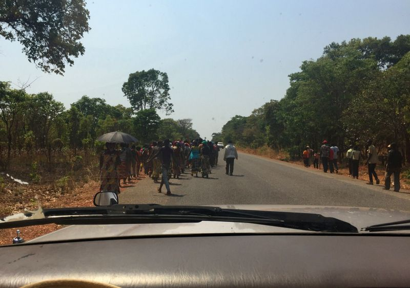 turismo en Zambia