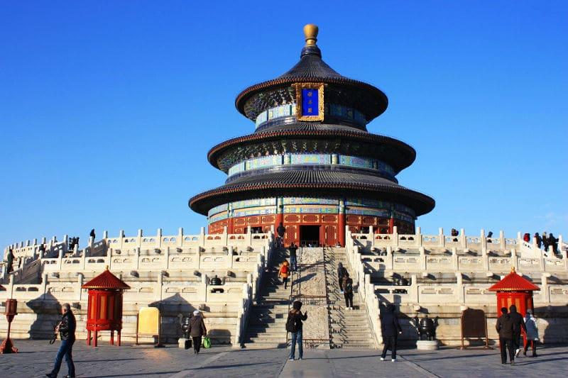 que ver en Pekín templo del cielo