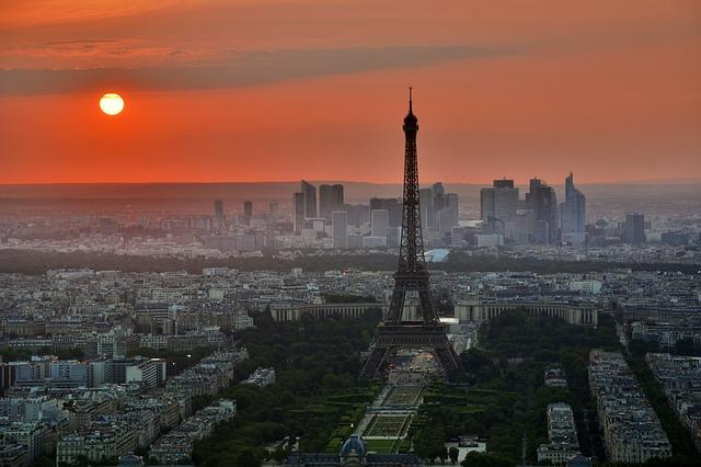 que hacer en Paris romántico