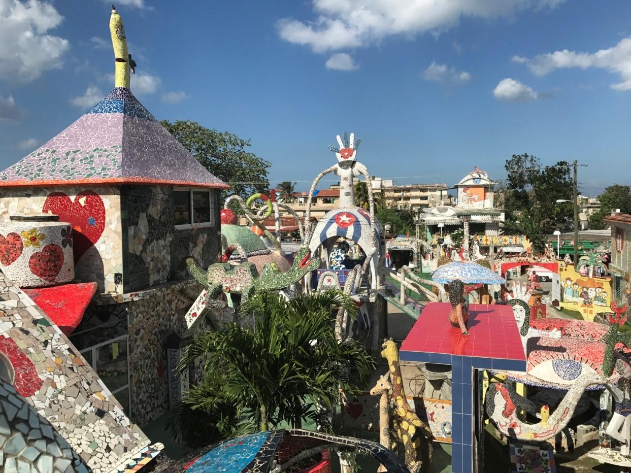 Fuesterlandia: Cosas que ver en Cuba