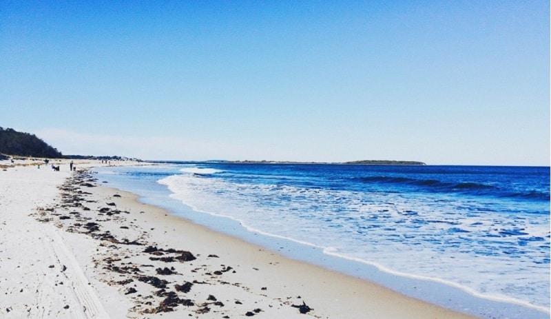 Una de las playas más conocidas en Cuba es Varadero