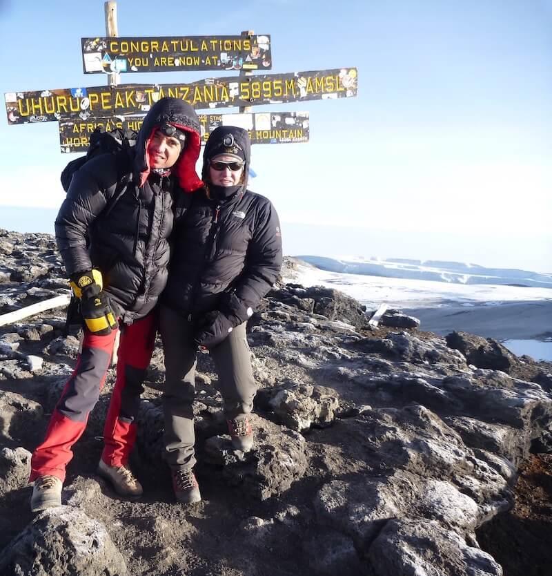 el kilimanajro
