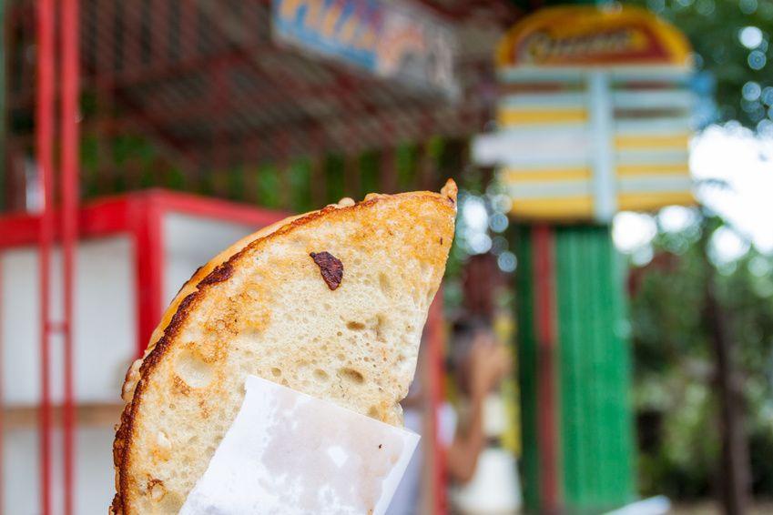 Comida a precios baratos en Cuba
