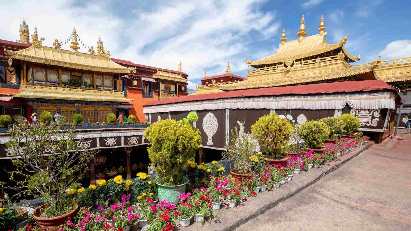 que ver en el tibet