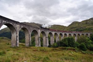 tren harry potter escocia