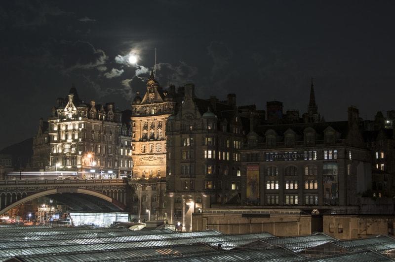 Cosas que hacer en Edimburgo: tour de fantasmas