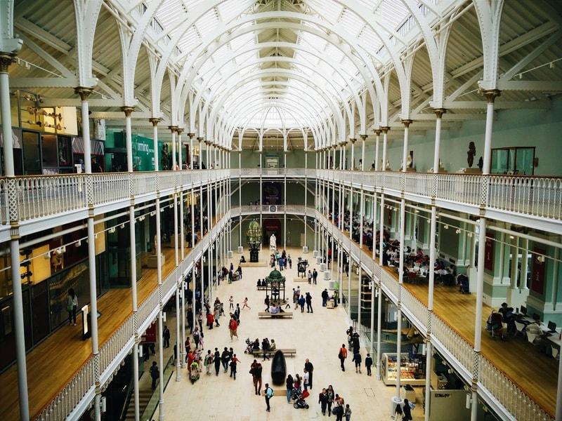 Museos gratuitos Edimburgo