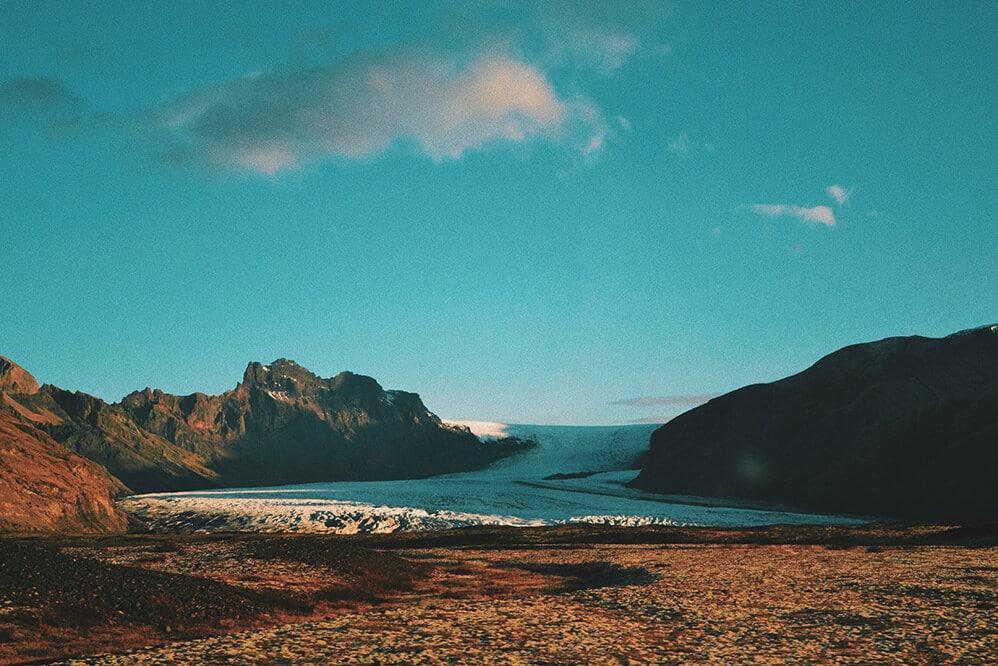 Parque Nacional Skaftafell Islandia