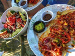 qué ver en la Riviera Maya - comida