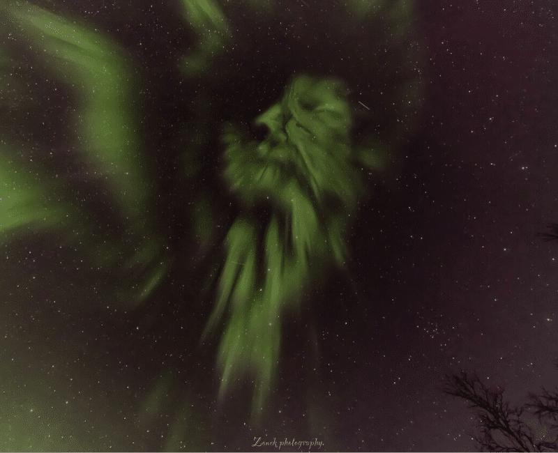 Ver aurora boreal