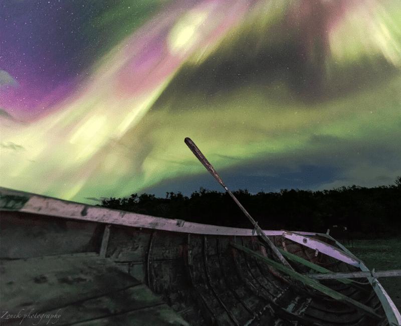Ver auroras boreales: