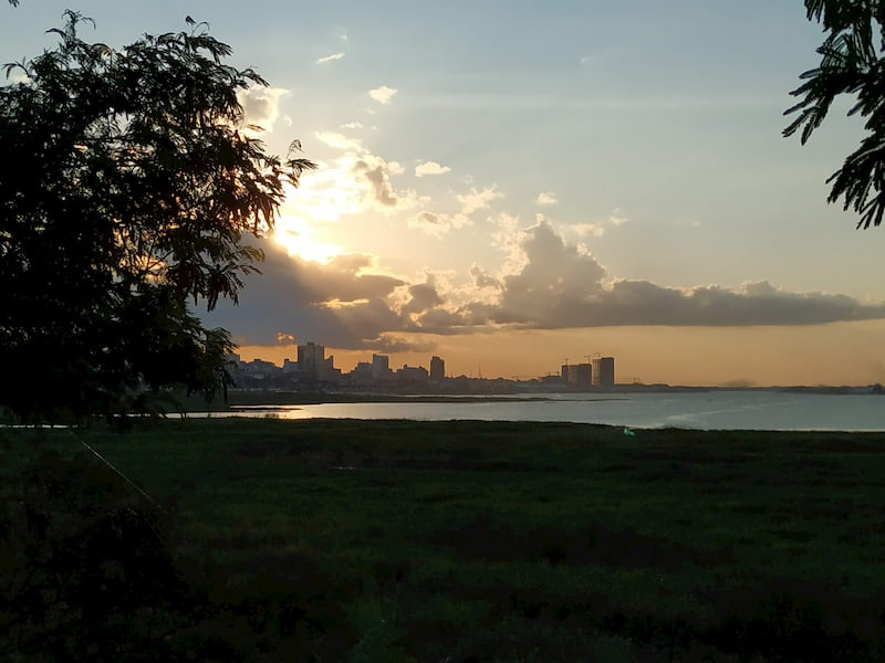 Asuncion turismo costanera