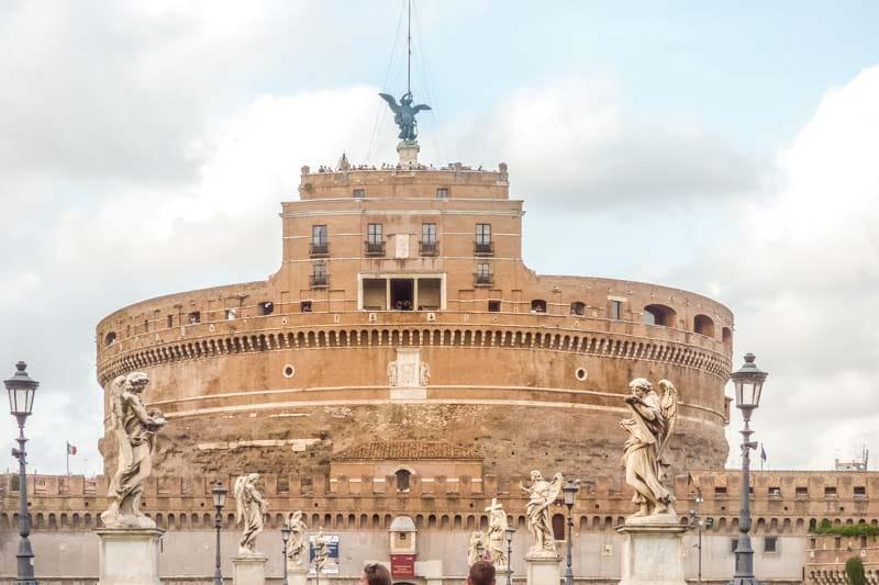 cuando viajar a roma