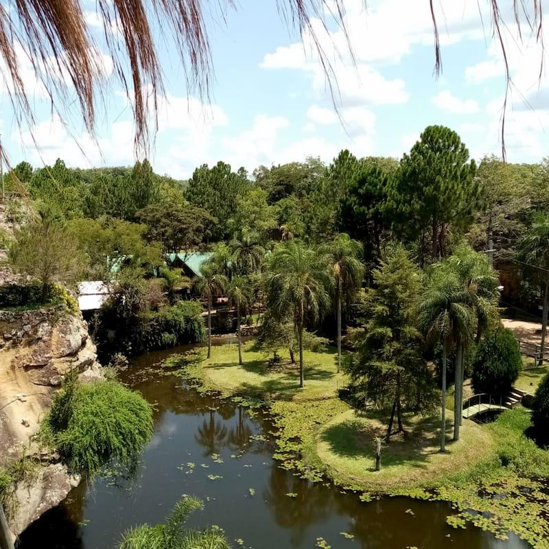 lugares turisticos paraguay