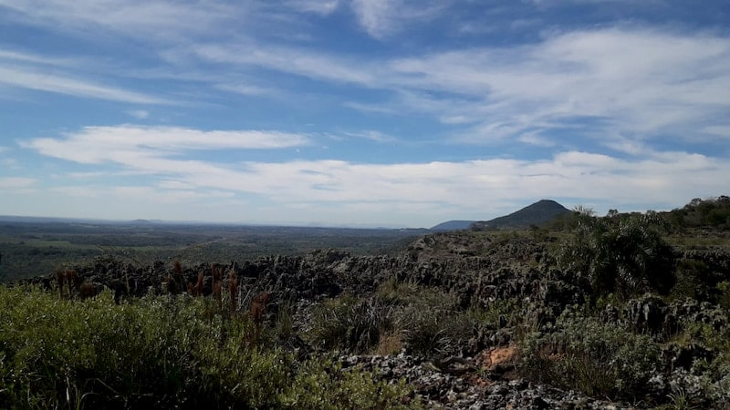 paisajes de paraguay