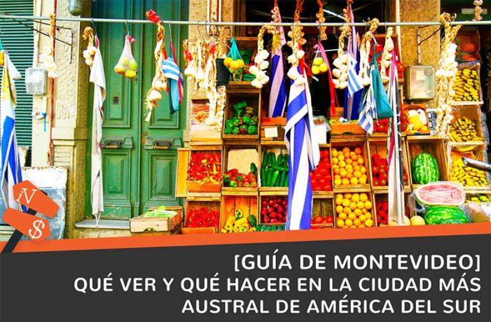 Qué hacer en Montevideo y lugares interesantes