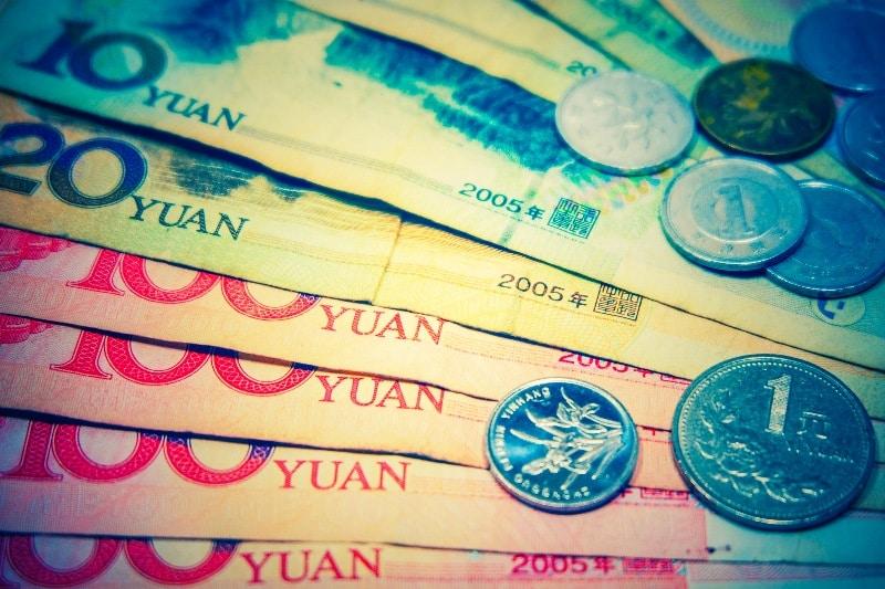 Cuál es la moneda de China