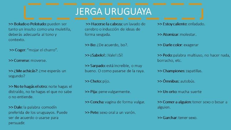 Consejos para viajar a Montevideo