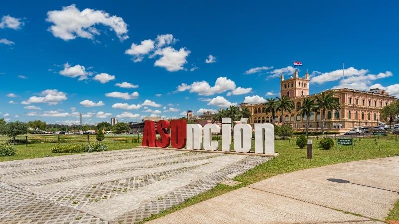 Viajar a Paraguay y su capital