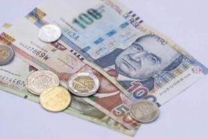 monedas del perú