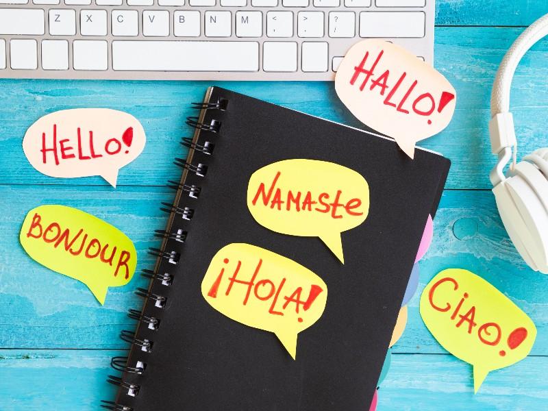 Aprender alemán u otro idioma